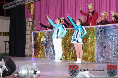 Prunksitzung des Fischbacher Carneval Vereins am 20. Januar 2018