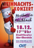 Plakat Weihnachten 2016