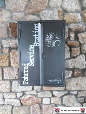 Fahrradservicestation