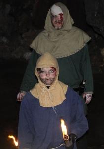 Bilder der ersten Gruselführung am 5. Oktober 2012_1