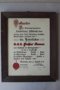Gesangverein Fischbach